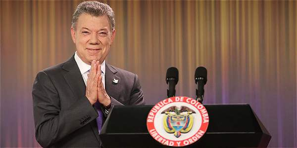 Juan Manuel Santos, el hombre que le apostó todo al sueño de la paz