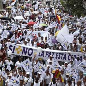 Ce qui vient pour la Colombie après le Nobel de paix