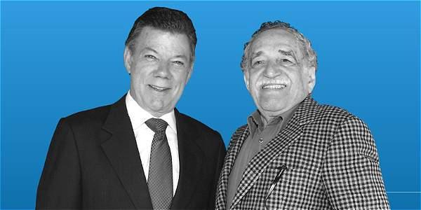Gráfico: ¿Cómo cambió el mundo entre los nobeles de Gabo y Santos?