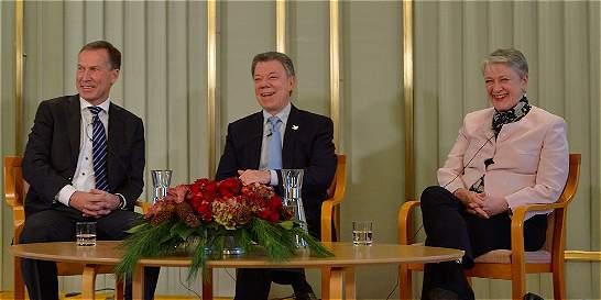 El Premio Nobel, un sello a la paz que hizo Juan Manuel Santos