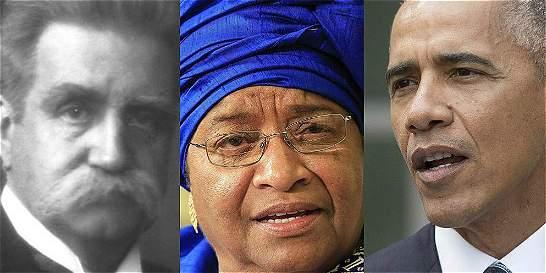 Jefes de Estado que han ganado el Nobel de Paz durante sus mandatos