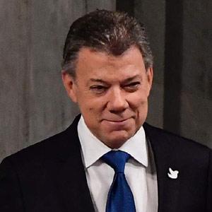 'Hay una guerra menos en el mundo, ¡y es la de Colombia!': Santos