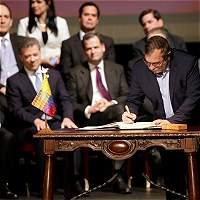 La paz con las Farc, el hecho del año en Colombia