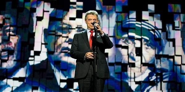 Santos rindió homenaje a las víctimas en concierto del Nobel de Paz