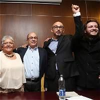 Voces de Paz no podrá dar avales ni tendrá financiación estatal