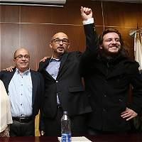 Las Farc hacen sus primeras jugadas en política, sin armas