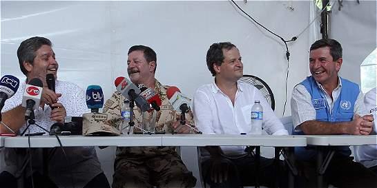En La Guajira, mecanismo tripartito se alista para recibir a las Farc