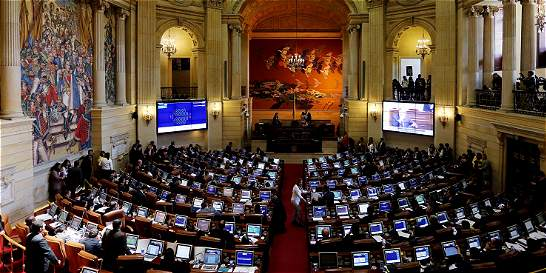 Congreso aprobó ley de amnistía a excombatientes de Farc y militares