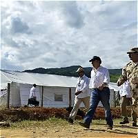 Santos reconoce atrasos en adecuación de campamentos para las Farc