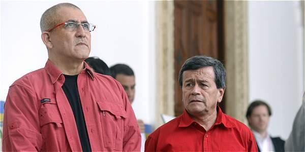 Salen de prisión los gestores de paz del Eln