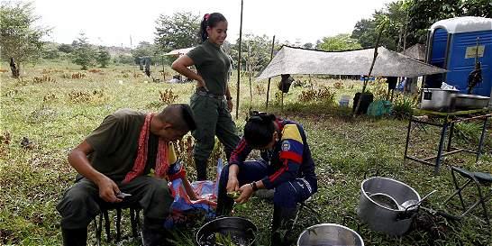 Salida de niños de Farc reiniciará en Antioquia y Norte de Santander