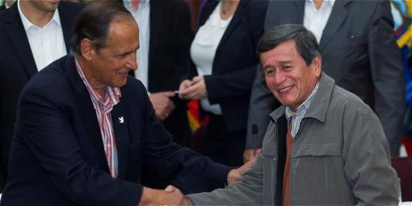 Se instaló oficialmente la fase pública de diálogos de paz con el Eln
