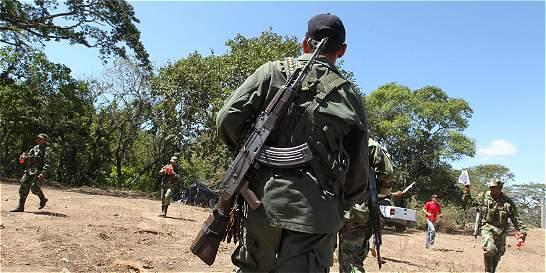 En ocho días las Farc empezarán a entregar las armas