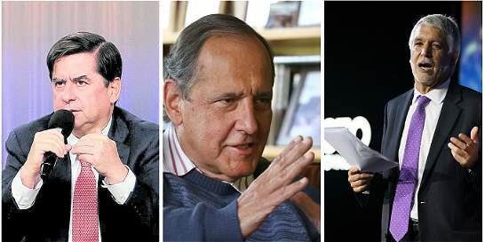 Cristo, Restrepo y Peñalosa rechazan acciones del Eln en Bogotá