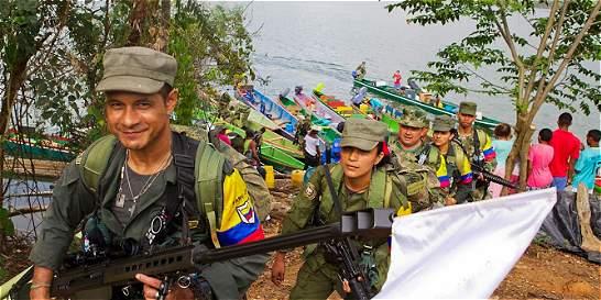 Exguerrilleros harían parte de esquema de seguridad de jefes de Farc