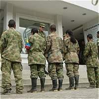 Comienza operación para salida de los niños en las filas de las Farc
