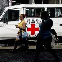 Alerta del CICR por restos de explosivos en el país