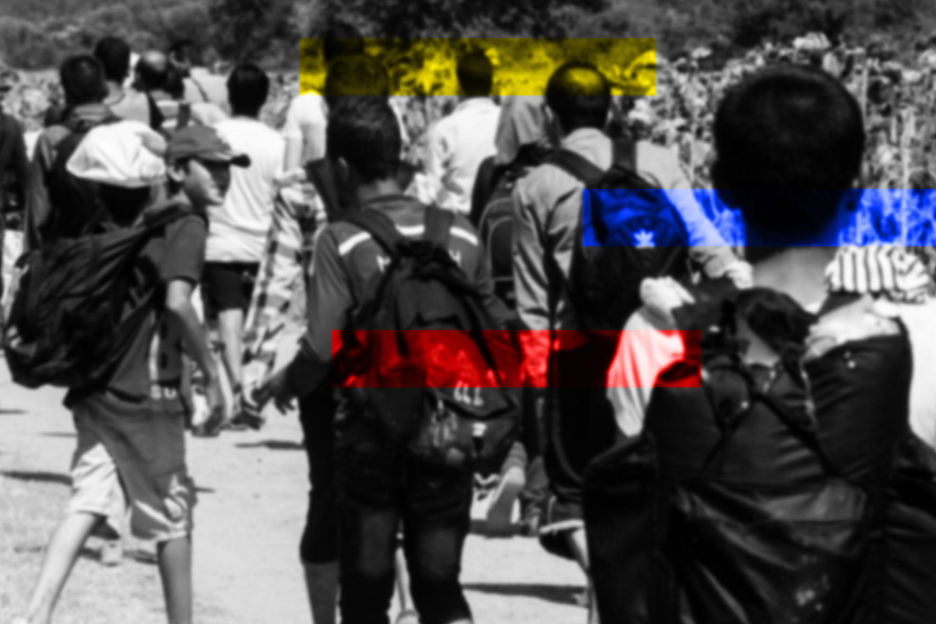Migracion De Venezolanos En Colombia Cifras E Historias De Vida