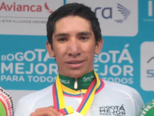Róbinson López, el campeón.