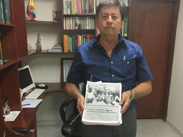 Presentan demanda contra Maduro por deportación de colombianos durante el 2015