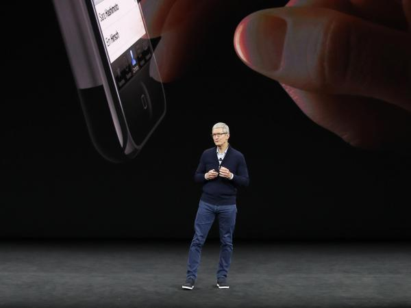 Tim cook Apple event 2017