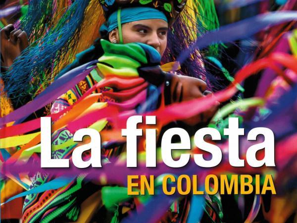 Libro La fiesta en Colombia