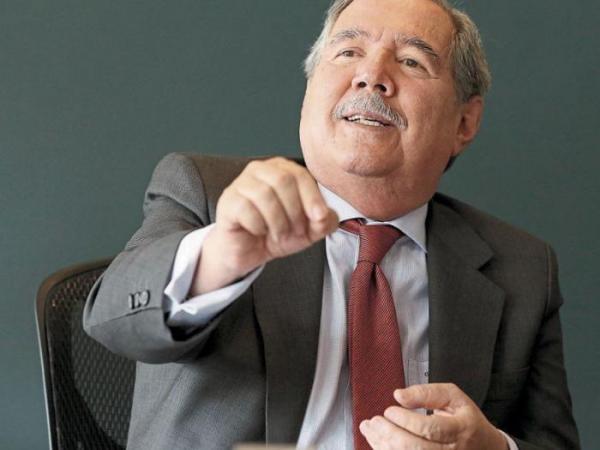 Guillermo Botero Nieto, presidente de la Federación Nacional de Comerciantes (Fenalco).