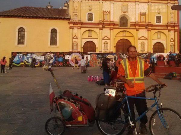 BBC Mundo: Krzysztof Chmielewski en San Cristóbal de las Casas
