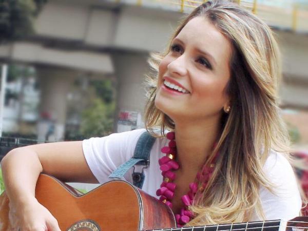 Margarita Doria, cantante y compositora colombiana