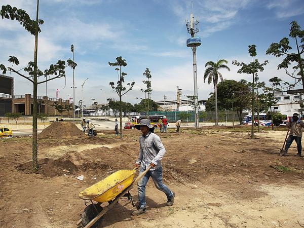 Obras en Barranquilla