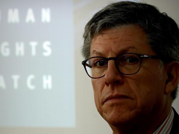 José Miguel Vivanco de Human Rights Watch