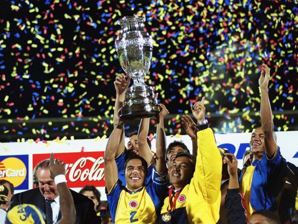 Así fue la Copa América de 2001 en Colombia - Fútbol Internacional - Deportes - ELTIEMPO.COM