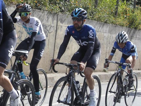 Correr con Froome