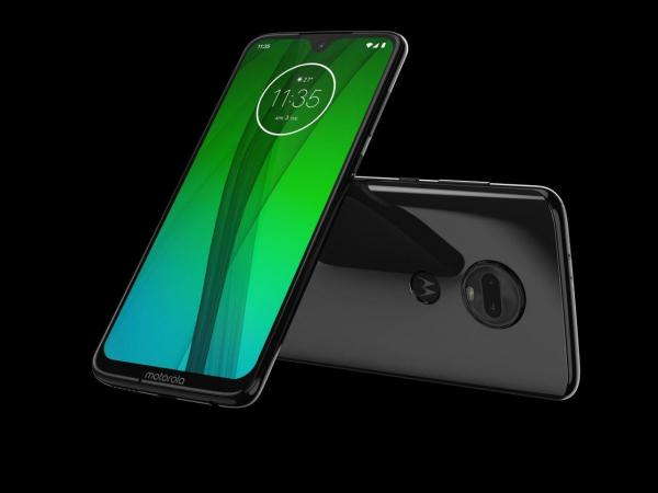Moto G7 de Motorola