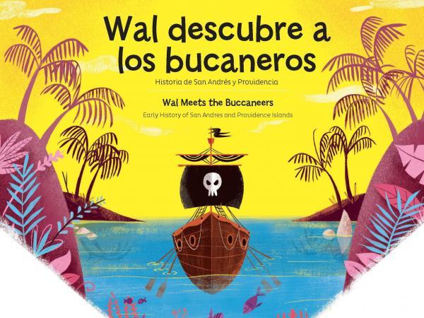 Libro Wal descubre a los bucaneros