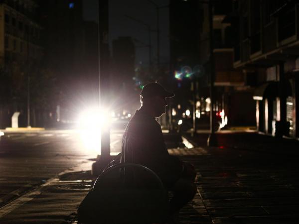 Segundo apagón en Venezuela