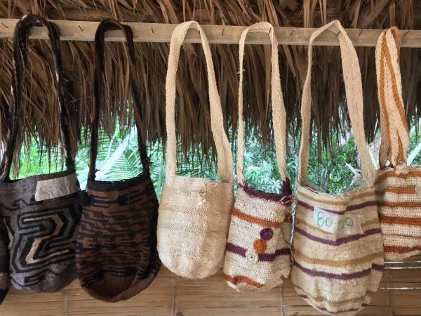 Mochilas indígenas