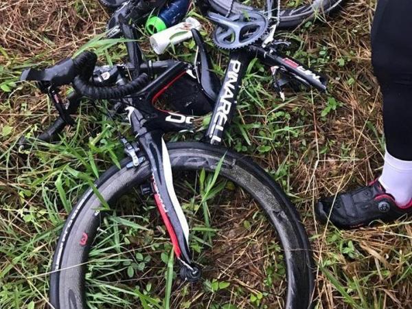 El ciclista Jorge Alberto Martínez murió arrollado al sur de Cali
