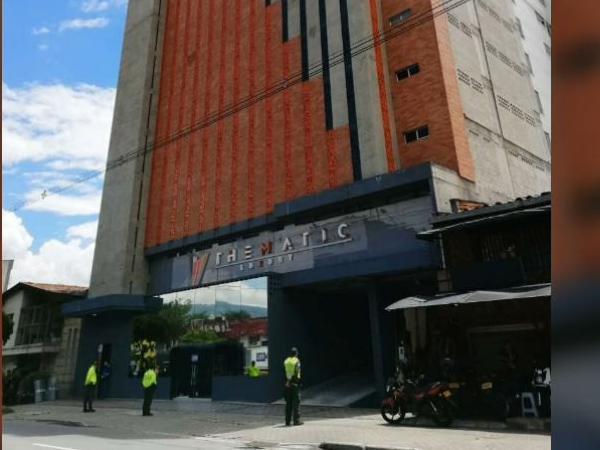 Ocupación moteles en Medellín