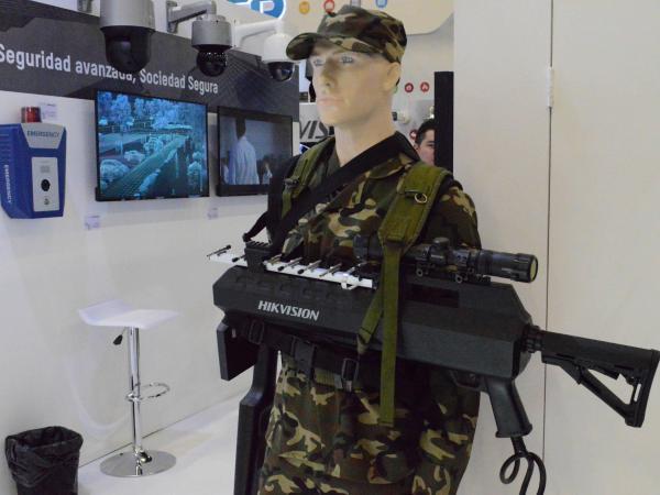 Arma antidrones