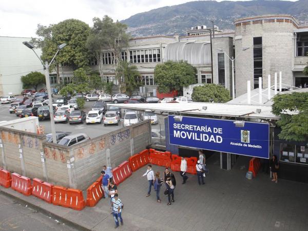 Secretaría de Movilidad de Medellín