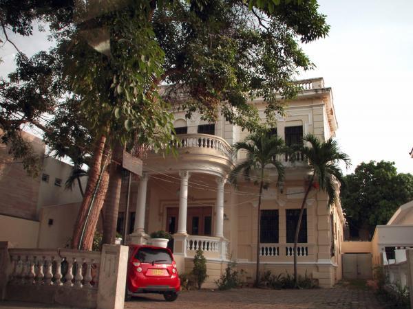 Barrio El Prado