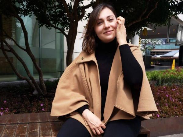 Mujeres en ciencia y tecnología: Camila Rengifo
