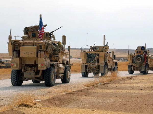 Retirada de tropas de EE. UU.