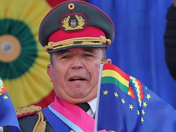 Quién es Williams Kaliman clave en la renuncia de Evo Morales - Latinoamérica - Internacional - ELTIEMPO.COM