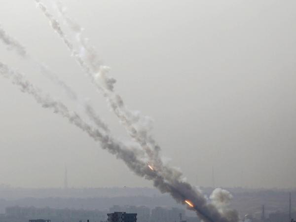 Ataque de gaza a Israel