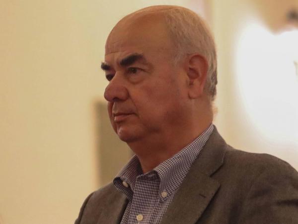 José Luis Parada, ministro de economía. Bolivia
