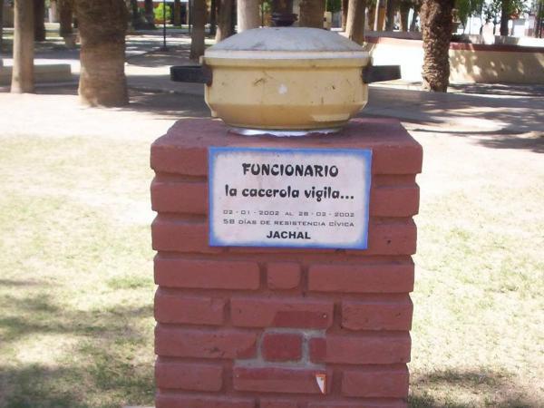 Monumento a la Cacerola