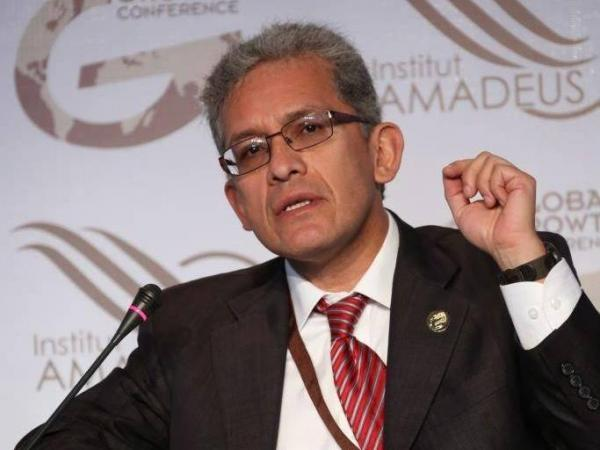 Juan Mauricio Ramírez, nuevo secretario de Hacienda