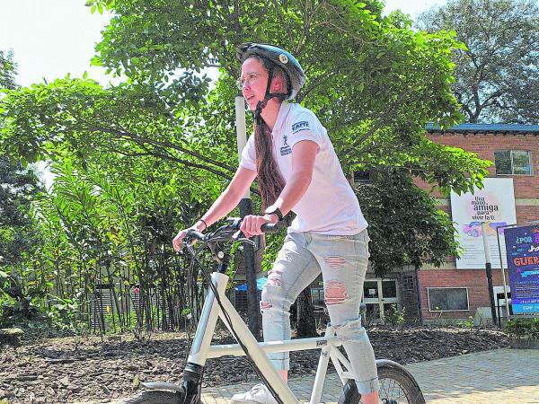 Bicicletas eléctricas de EAFIT